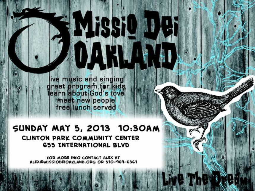 MDO May Flyer
